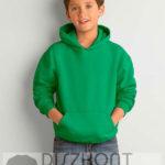 kapucnis-gyerek-pulover-zold