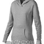 noi-pulover-kapucnis-vilagosszurke-melirozott