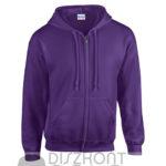 kapucnis-cipzaras-ferfi-pulover-lila